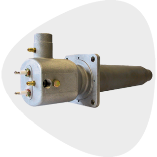 BP M 3.1 GV S/62 Blown Air Burner - Suntec Energy System