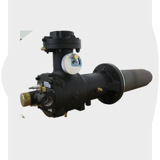 BP N 7.1 GV S/90 blown-air burner - Suntec Energy System