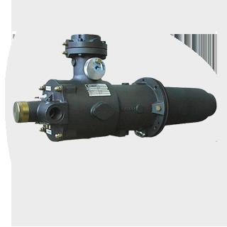 BP N 18 GV S/90 - blown-air burner - Suntec Energy System