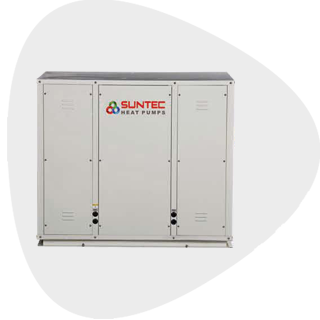 Water Source Heat pumps in India | Suntec Energy Systems
