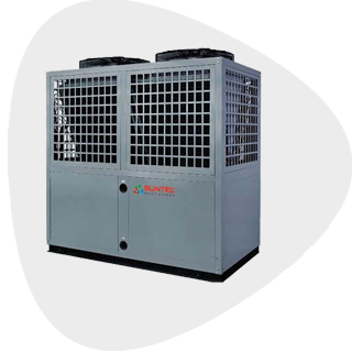 High temperature Heat pumps in India | Suntec Energy Systems