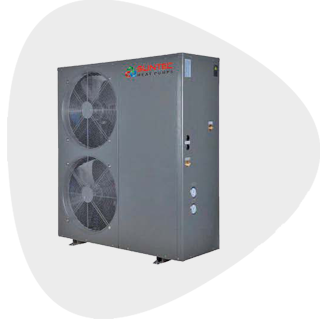 EVI Heat pumps in India| Suntec Energy Systems