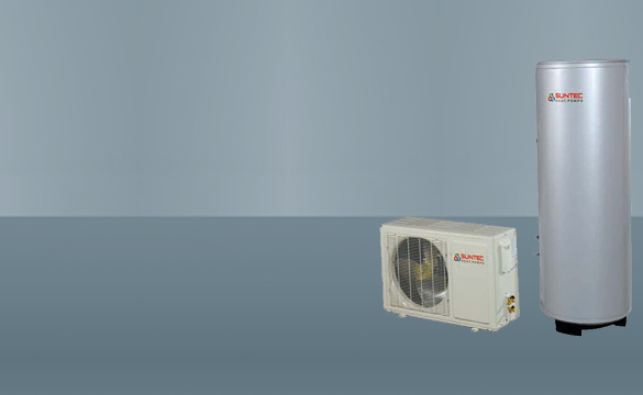 Split Domestic Heat Pump India| Suntec Energy Systems