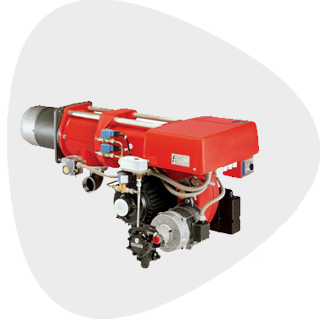 GI/EMME Series - Two Stage Dual Fuel Burners