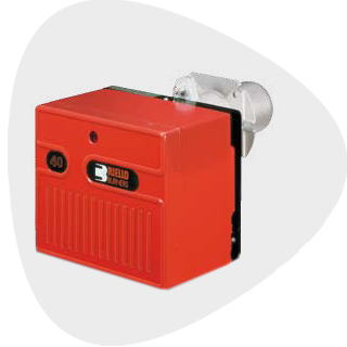 Riello 40 FS Series - One Stage Gas Burners - Suntec Energy System