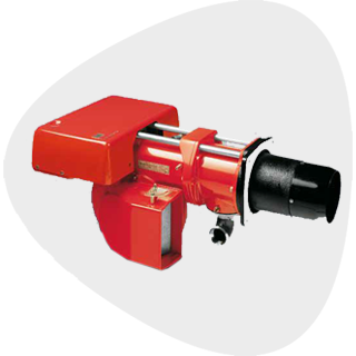 GAS Series - One Stage Gas Burners - Suntec Energy System
