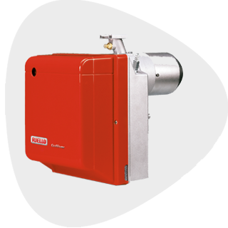 Gulliver BS Series - Low NOx One Stage Gas Burners - Suntec Energy System