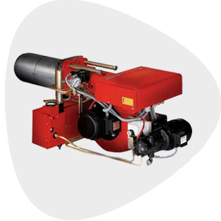 PRESS N/ECO Series - Two stage Heavy Oil Burners - Suntec Energy System