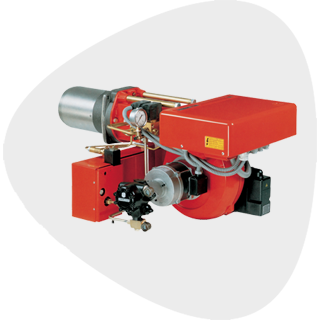 PRESS N Series Two Stage Heavy Oil Burners - Suntec Energy System