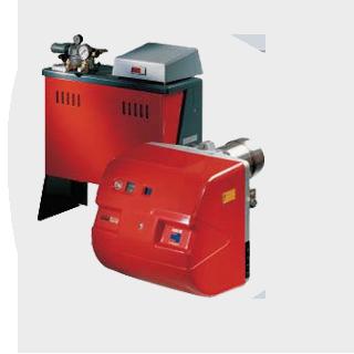 RN Series Heavy Oil Burners - Suntec Energy System
