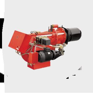ENNE/EMME 1400-4500 Series -   Modulating Dual Fuel Burners