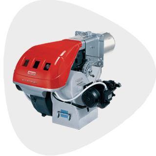 Low NOx Modulating Dual Fuel Burners - Suntec Energy System
