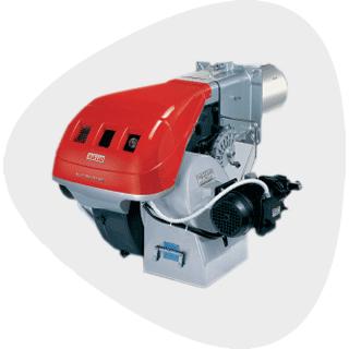 Modulating Dual Fuel Burners - Suntec Energy System