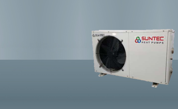 Domestic Heat Pump India | Spa and Jakuzzi Heat Pumps| Suntec Energy Systems
