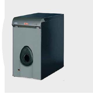TREGI Cast iron 3-pass sectional boiler - Suntec Energy System