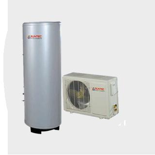 Split Domestic - SUNTEC SD-S series - Hot water outlet temperature - Suntec Energy System
