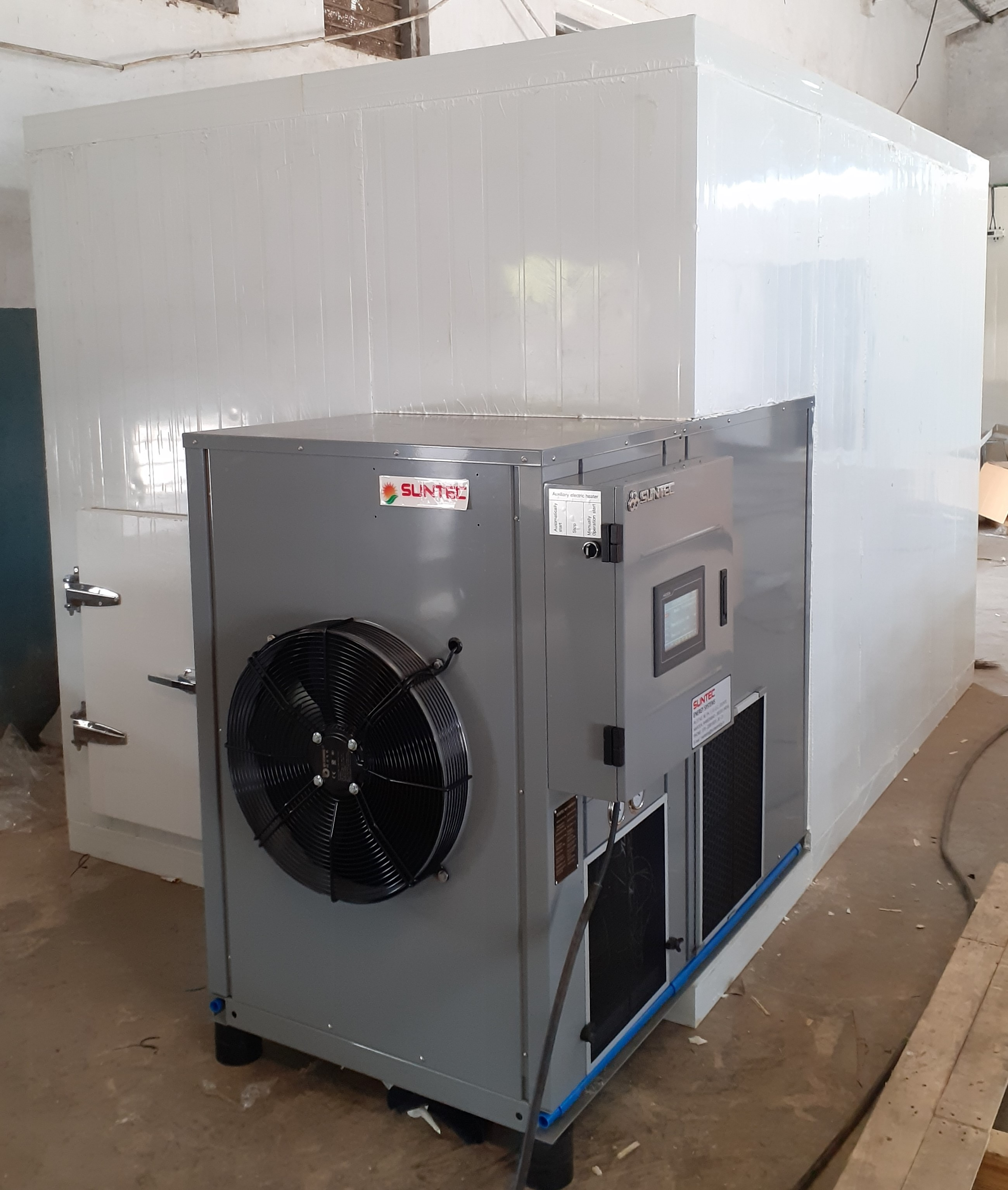 Dryers 01-1 - Suntec Energy System