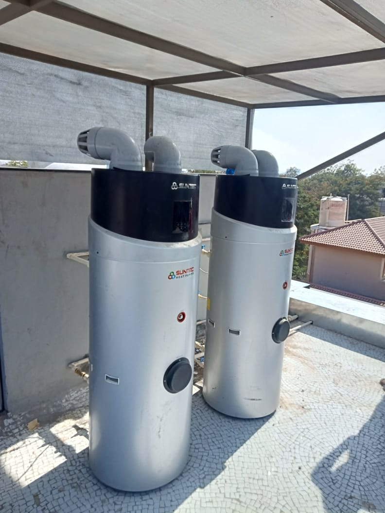Heat Pumps 03-2 - Suntec Energy System