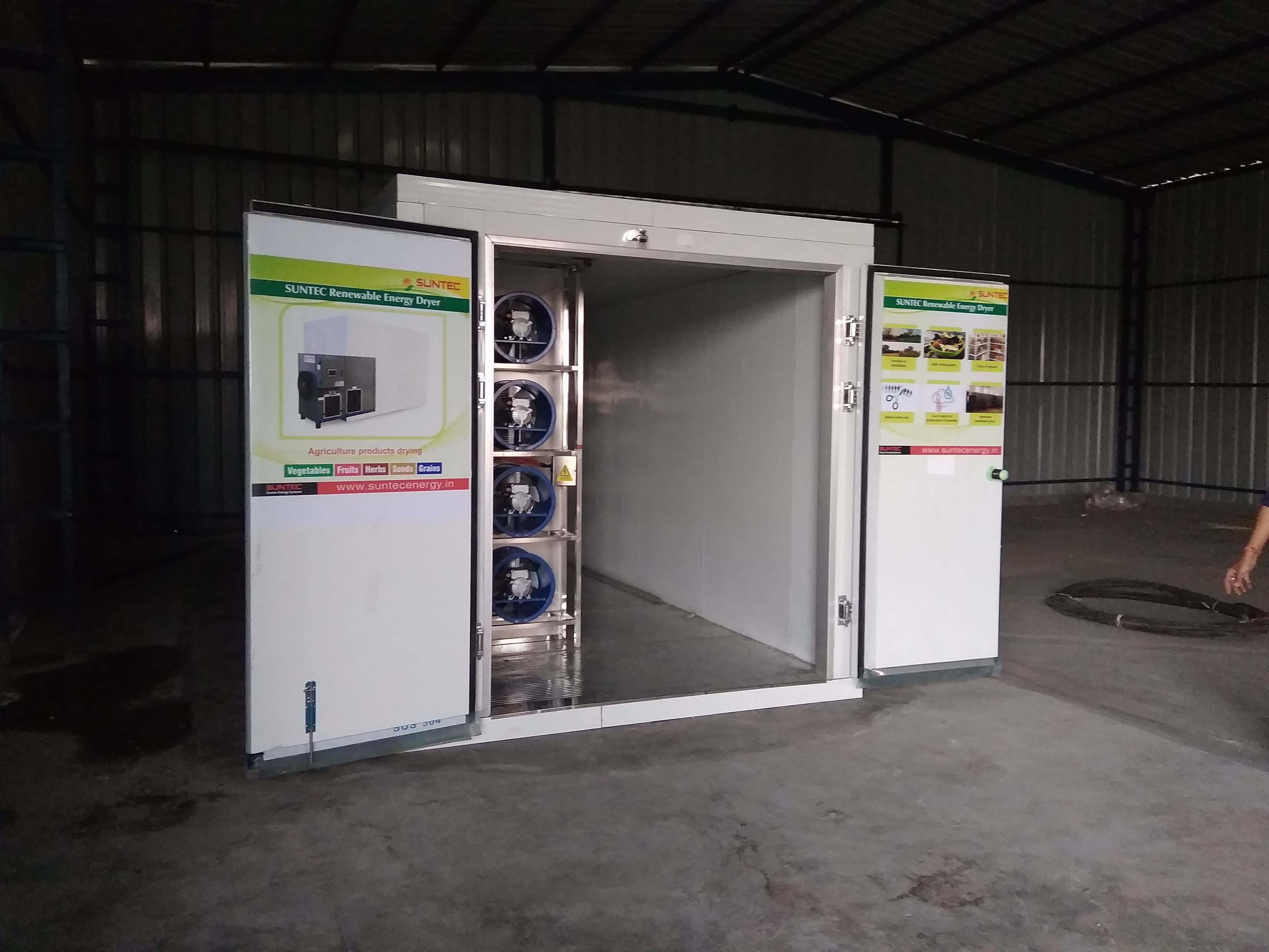 Dryers 04-1 - Suntec Energy System