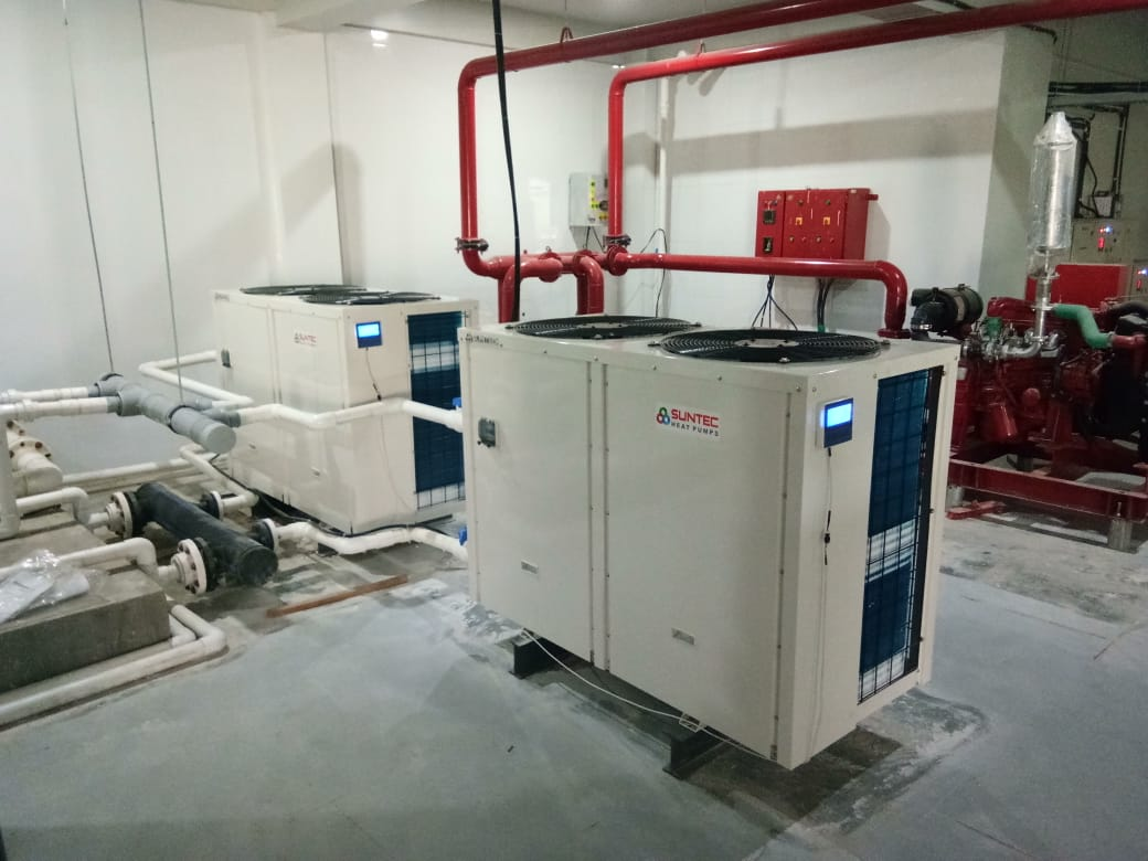 Heat Pumps 08-1 - Suntec Energy System