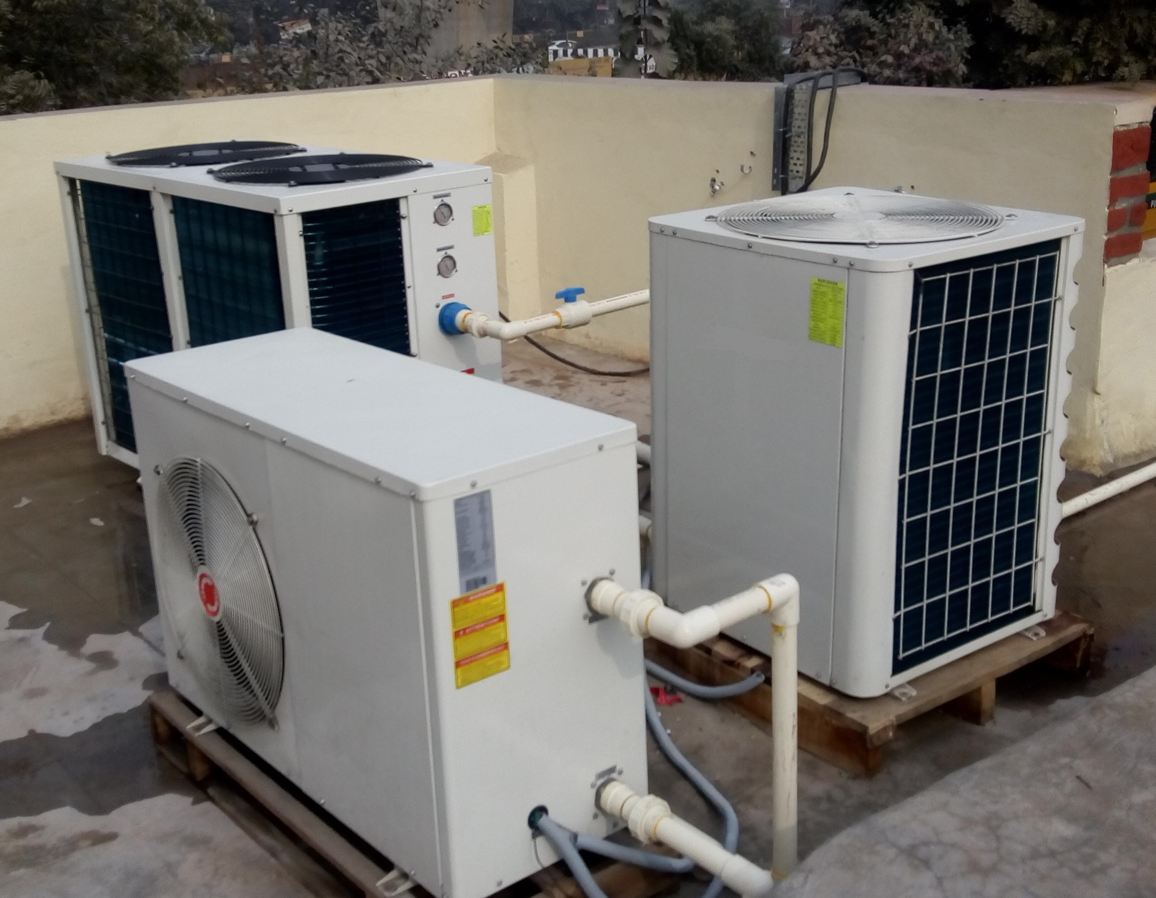 Heat Pumps 09-1 - Suntec Energy System