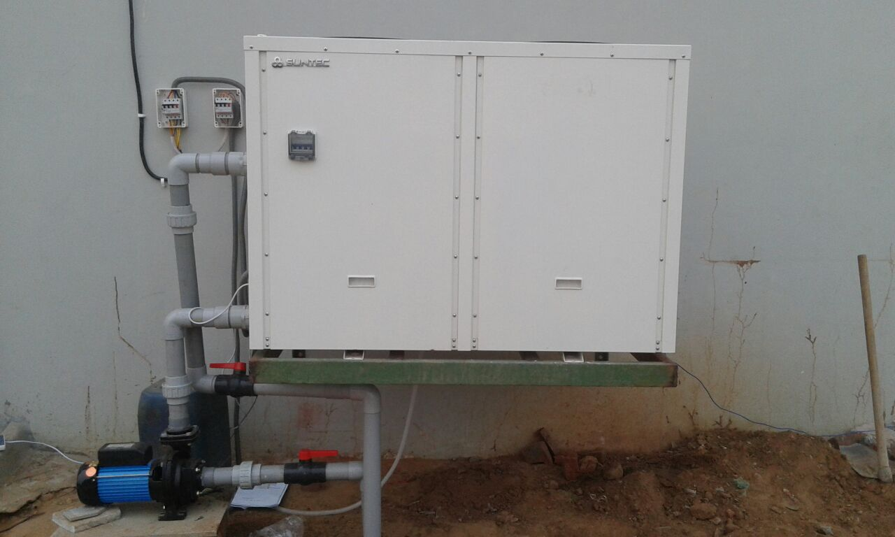 Heat Pumps 10-1 - Suntec Energy System