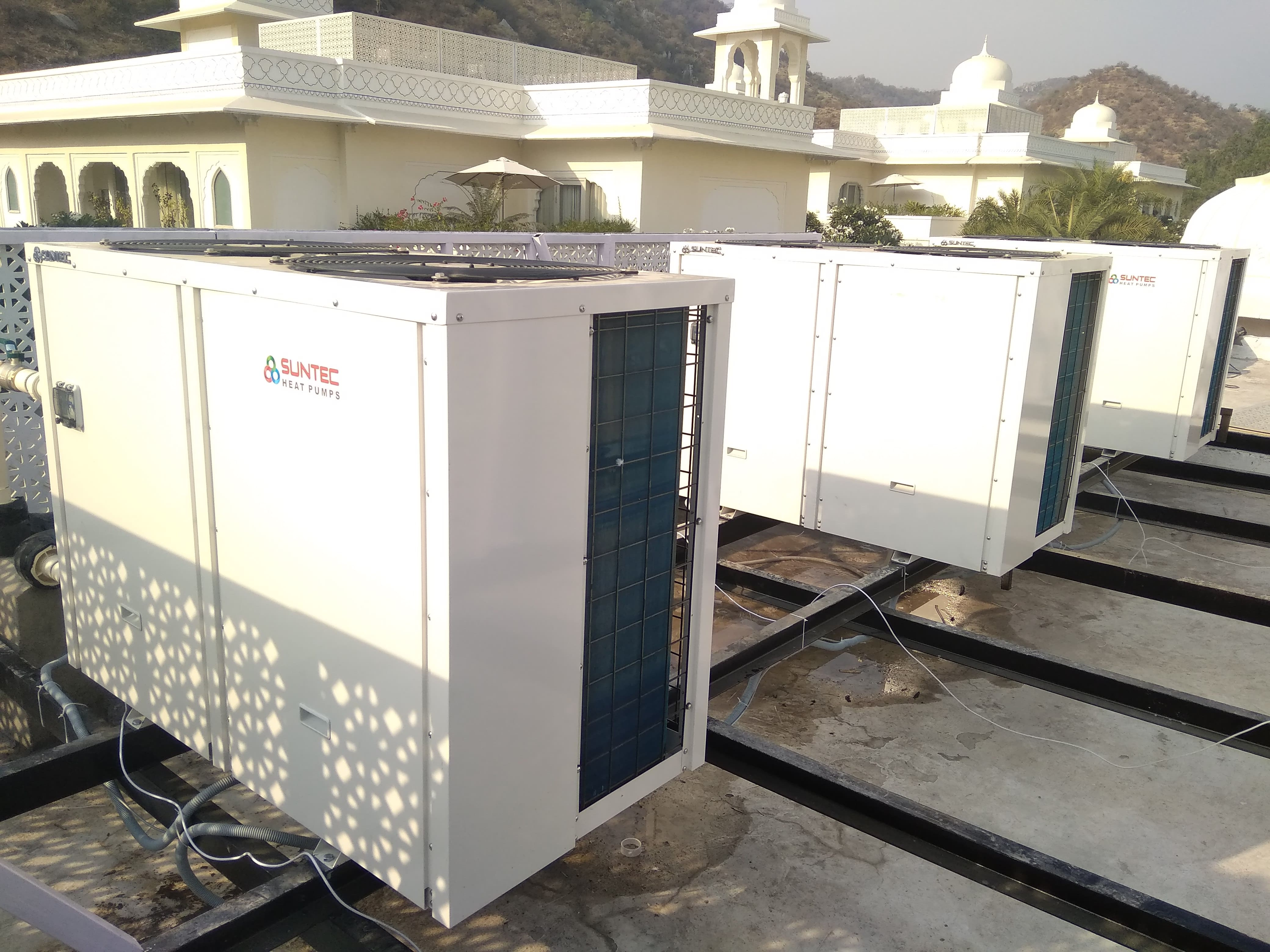 Heat Pumps 11-1 - Suntec Energy System