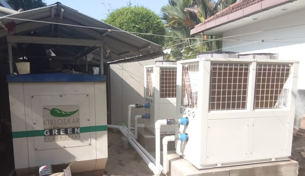 Heat Pumps 18-1 - Suntec Energy System
