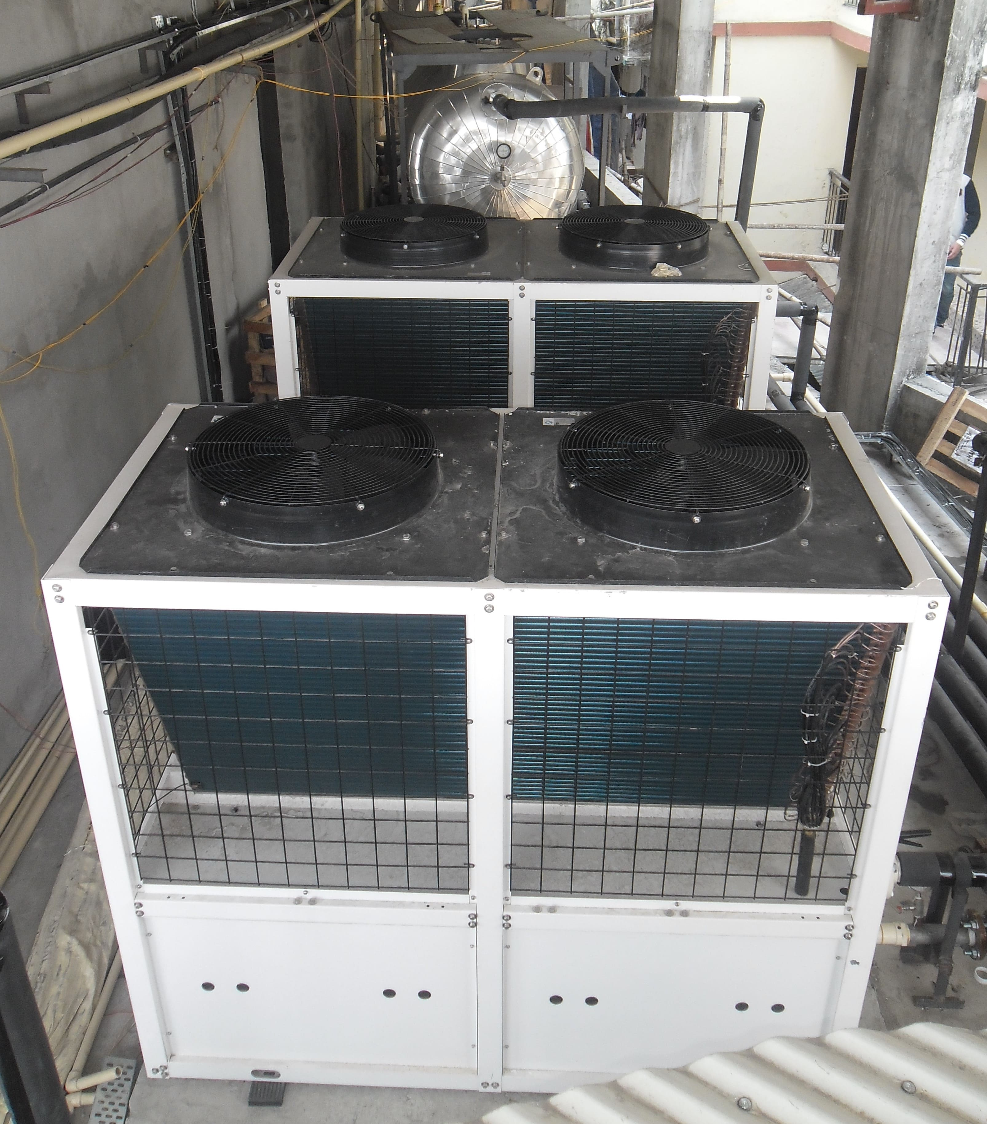 Heat Pumps 20-1 - Suntec Energy System