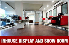 Inhouse Display And Show Room | Suntec Energy Systems