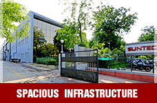 Spacious Infras Tructure | Suntec Energy Systems