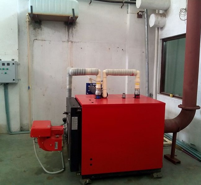 Hot Water Boilers 03 - Suntec Energy System