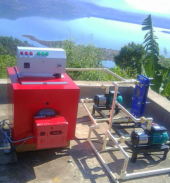 Hot Water Boilers 05 - Suntec Energy System