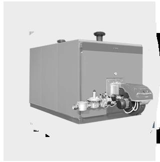 Riello RTQ boilers 115- 2400 3S - Suntec Energy System